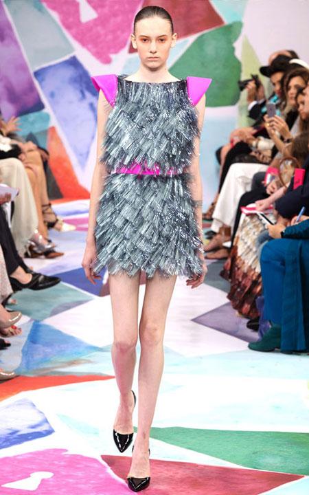 Schiaparelli Fall Haute Couture 2016