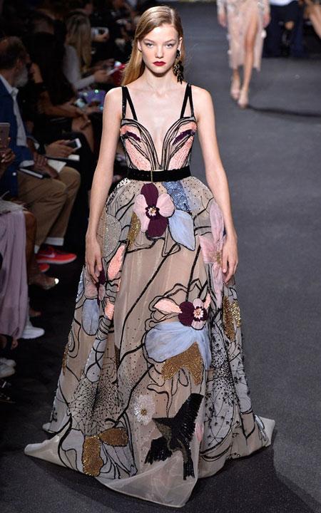 Elie Saab Fall Haute Couture 2016