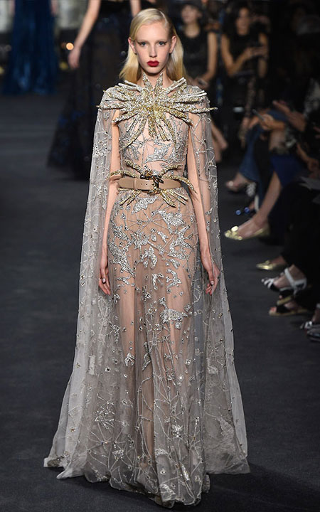 Elie Saab Fall Haute Couture 2016