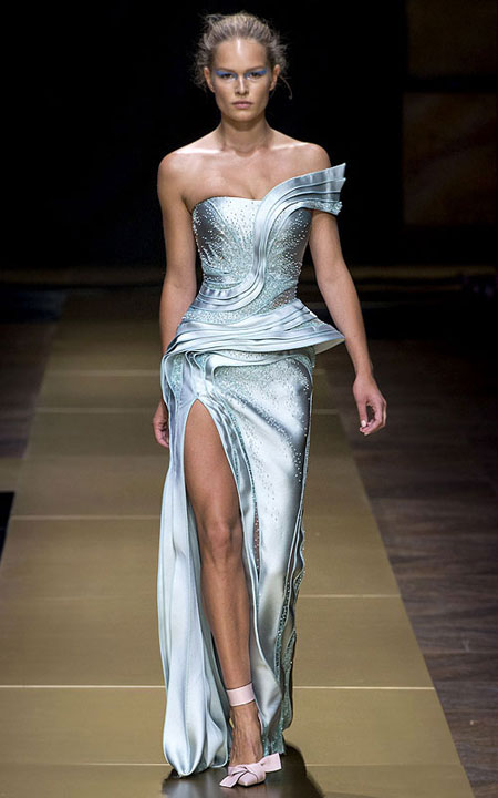 Atelier Versace Fall Haute Couture 2016