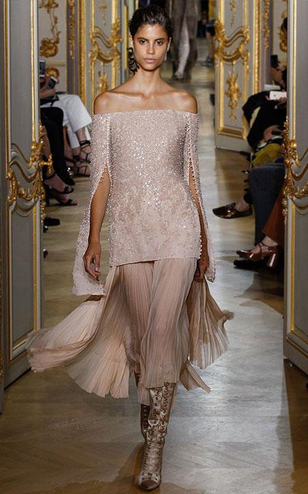 J Mendel Fall Haute Couture 2016