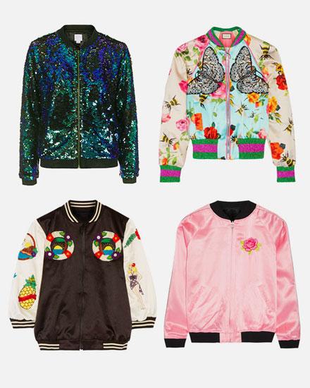 LOVIKA CLOSET | Bomber jackets