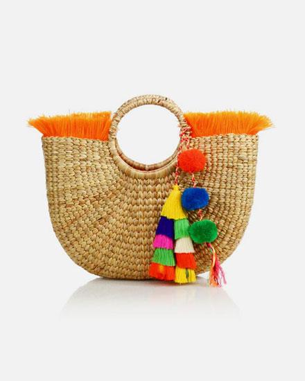 LOVIKA CLOSET | Summer beach totes #straw #bags
