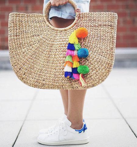 Best designer beach bags #summer #tote #JADEtribe