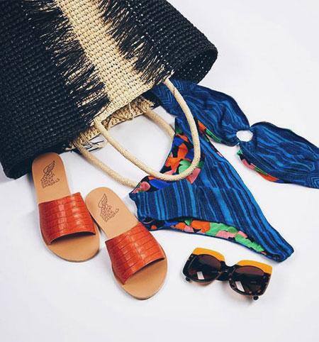 Best designer beach bags #summer #tote #SensiStudio