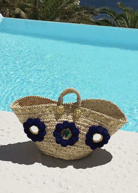 best designer beach bags #summer #tote #MuzunguSisters