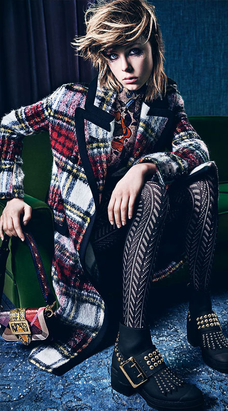 Burberry Patchwork Bag from Fall-Winter 2016 Collection | Lovika