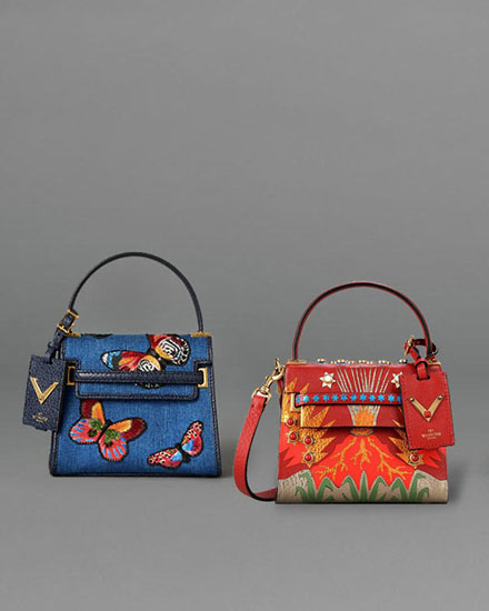 Valentino's Micro Bags Are Just So Adorable