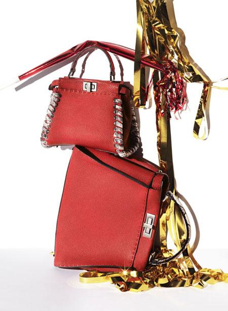 Fendi Selleria Bags