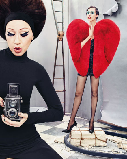 Editorial: Art of Fashion