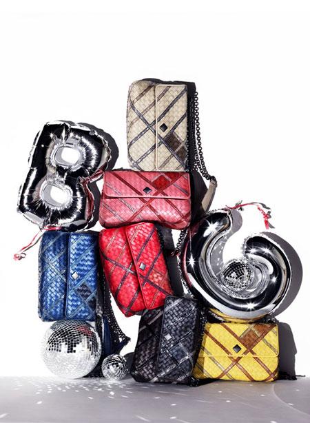 Bottega Veneta Olimpia Chain Bags