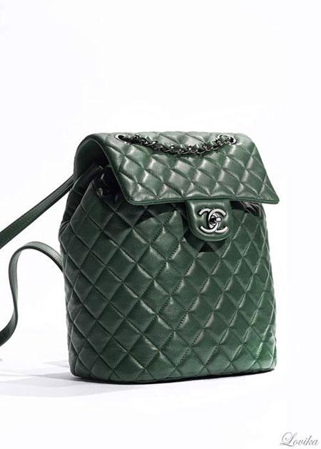 Chanel Bags Pre-Fall 2016 #handbags #backpack
