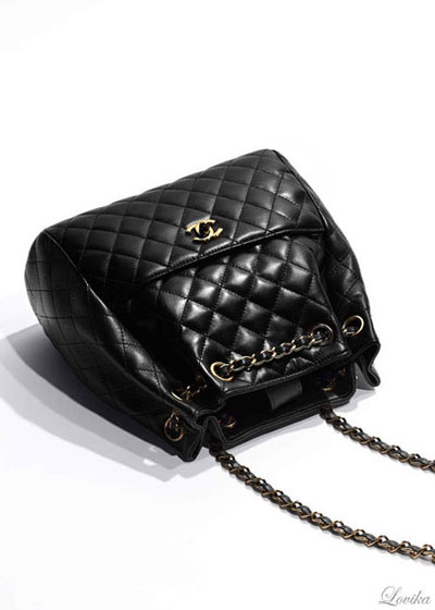 Chanel Bags Pre-Fall 2016 #handbags #bucketbag