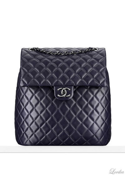 Chanel Bags Pre-Fall 2016 #handbags #backpack