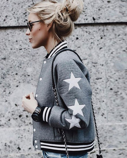 LOVIKA | How to wear a bomber jacket #outfit #ideas #street #style