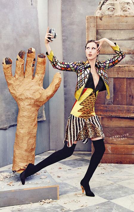 Givenchy fall winter 2016