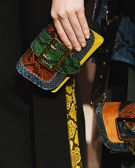 LOVIKA | Style Crush - Burberry patchwork bags