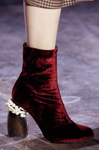 Dries van Noten Booties | Lovika