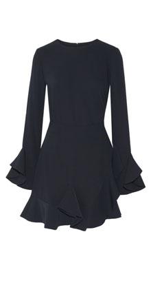 Pretty Bell Sleeve Dress #GoenJ | Lovika