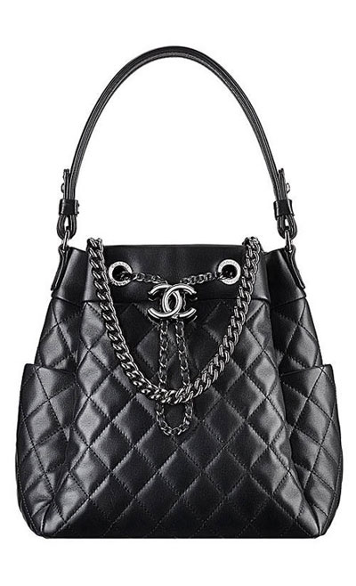 Chanel Bucket Bag Fall-Winter 2016 Collection | Lovika
