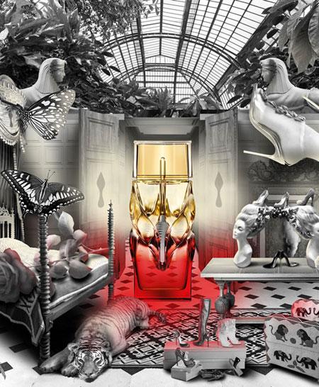 "Christian Louboutin Fragrance ""Tornado Blonde"" #perfume"