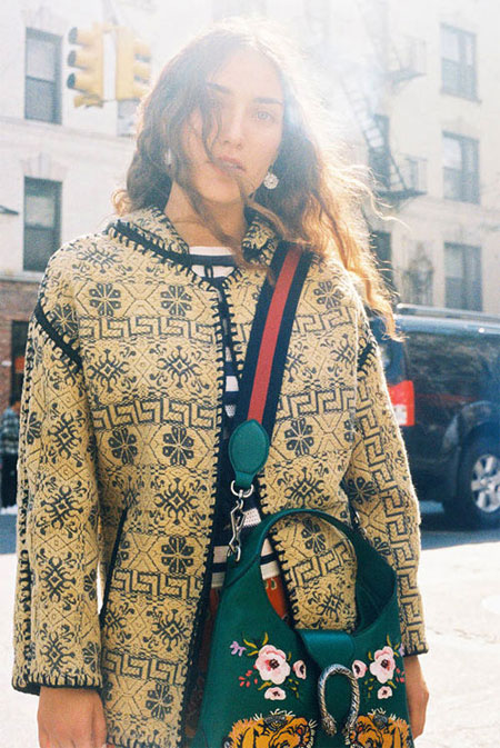 Street Style #Gucci