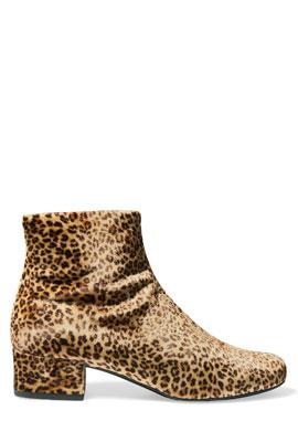 Saint Laurent Velvet Ankle Boots #Booties