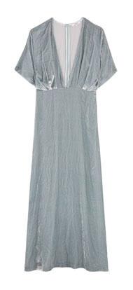 Velvet Dress #FW16