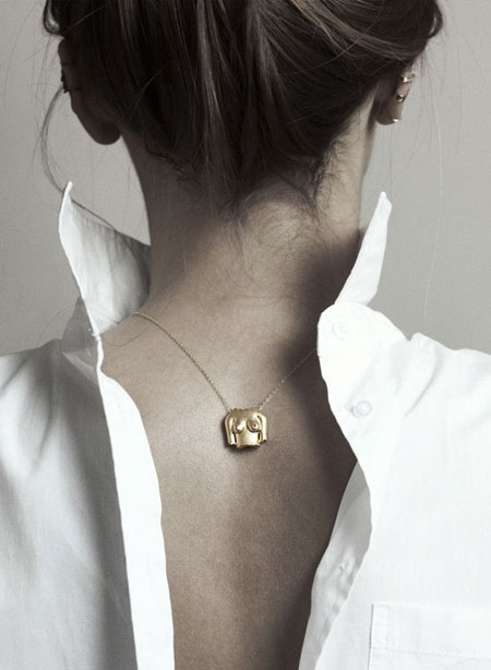 Anissa Kermiche Necklace