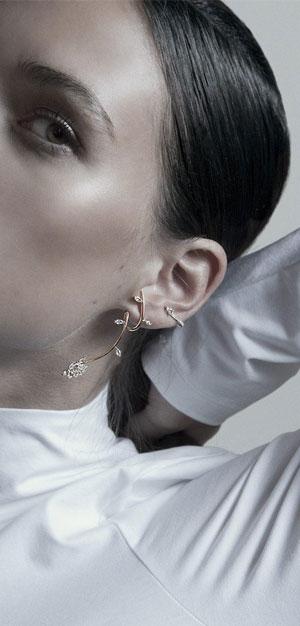 Anissa Kermiche Earring