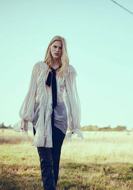 Chloe Editorial Fall-Winter Lookbook | Lovika