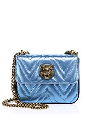 Gucci Metallic Bag