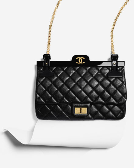 Chanel: F/W 2016 Bags