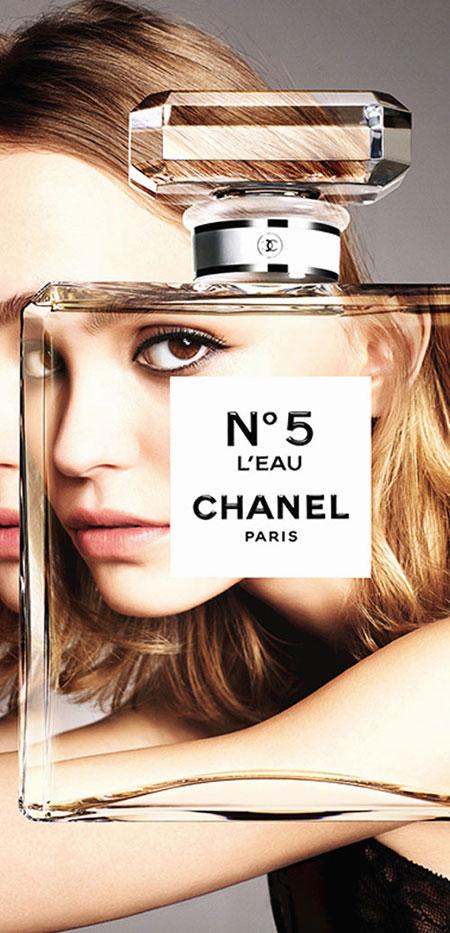Chanel No 5 L'Eau Perfume | Lovika