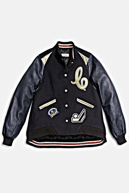 Coach Bomber Jacket #Black