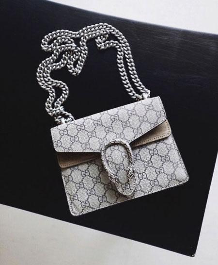 In the Mood: Dionysus Fever | Gucci Dionysus Bag Street Style | Lovika.com