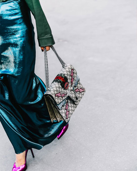 LOVIKA | In the Mood: Gucci Dionysus bags street style #fashion #inspiration