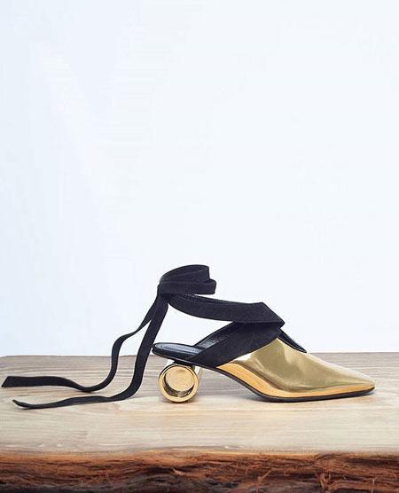 Style Crush: JW Anderson Cylinder-Heel Pumps | Lovika.com