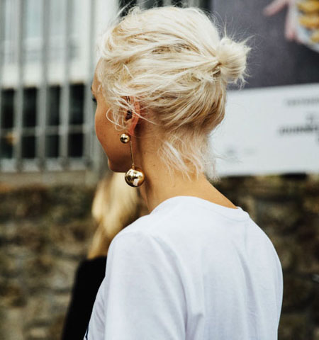 Style Crush: JW Anderson Earrings | Lovika.com