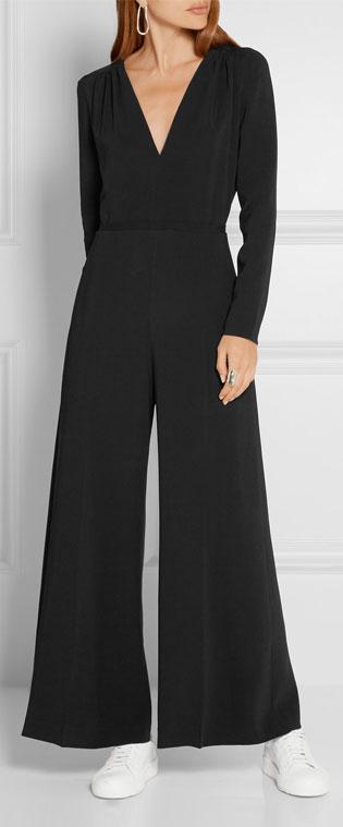 Stella McCartney Rosie Jumpsuit #Black | Lovika
