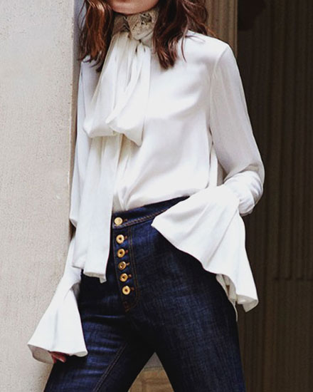 23 Bell Sleeve Pieces Your Closet Will Thank You for