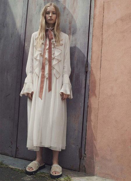 Shop Designer Bell Sleeve Trends | Lovika.com