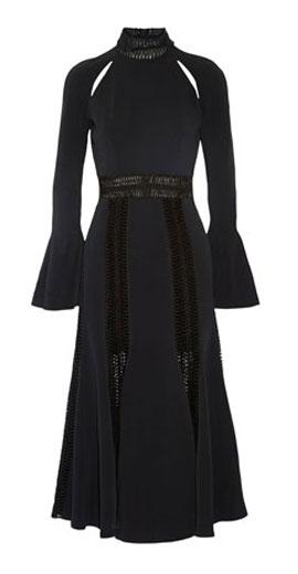 Best Designer Bell Sleeve Dresses | Lovika.com