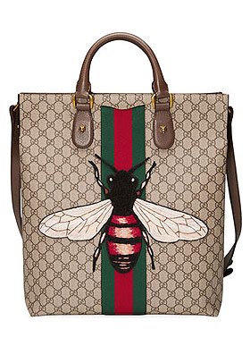 Gucci Canvas Tote Bag | Lovika