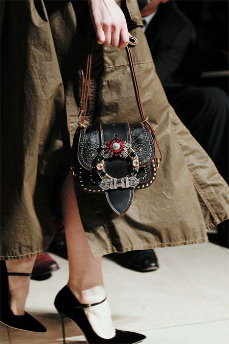 Miu Miu Dahlia Bag | Lovika.com