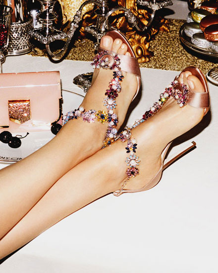 Now You Can Attach Charms to Your Shoes
