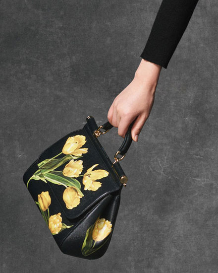 Designer Sale Must-Have: Dolce & Gabbana Sicily Tote