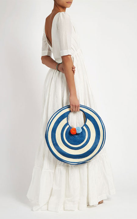 Lovika Style Crush - Sophie Anderson Straw Bags