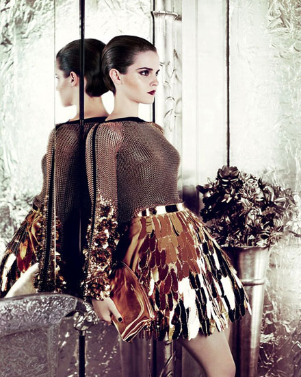Lovika Weekly - Too Glam to Give a Damn #fashion #editorial #inspiration