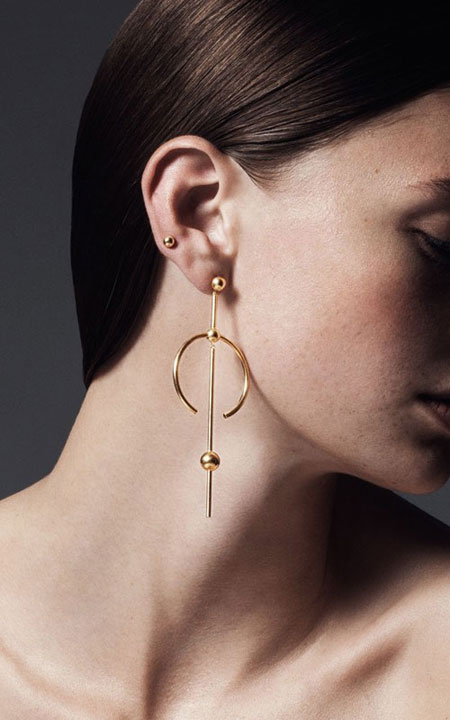 Style Crush - Maria Black Jewelry | Lovika